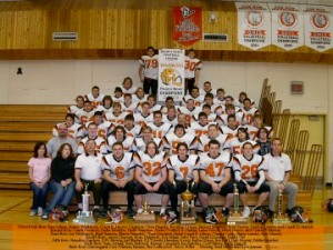2003 Peace Bowl Champions