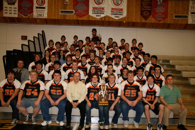 Peace Bowl Champions 2007